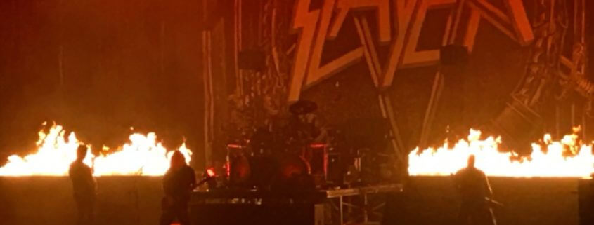 Awesome Totally Awesome - Slayer Final World Tour 2018