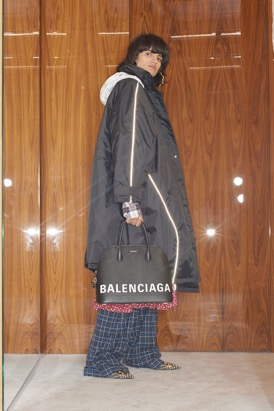 Balenciaga Fall Look Book