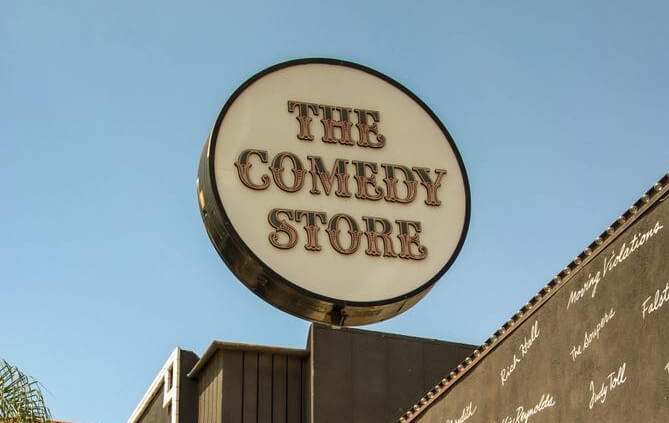 Awesome Totally Awesome The Comedy Store
