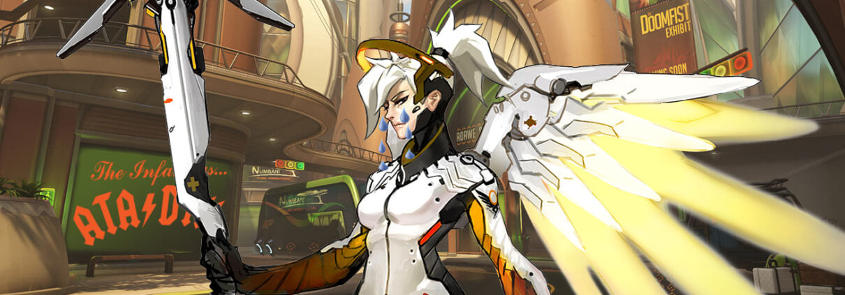 Awesome Totally Awesome - Mercy