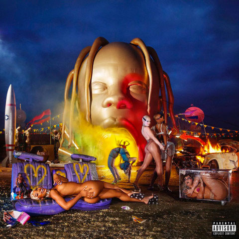 Travis Scott - Astroworld - Awesome Totally Awesome