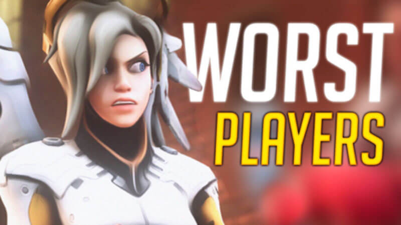 Awesome Totally Awesome Overwatch Worst Players