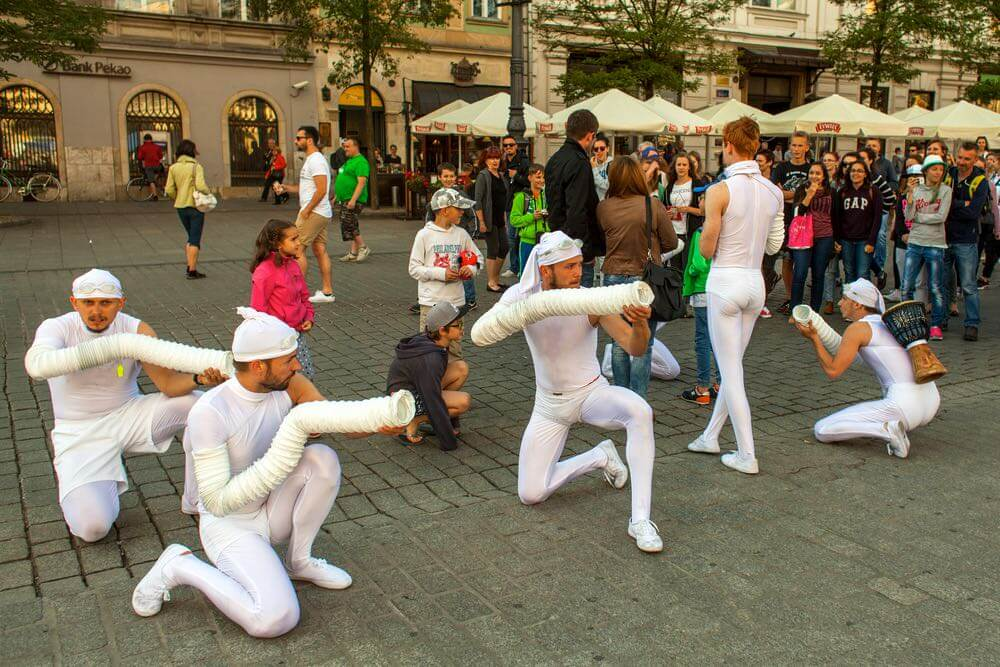 Awesome Totally Awesome - Street Theater