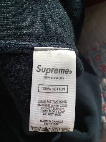 Awesome Totally Awesome - Supreme Box Hoodie Legit Check 101