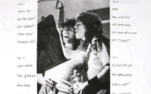 Awesome Totally Awesome Jagger Richards Exile