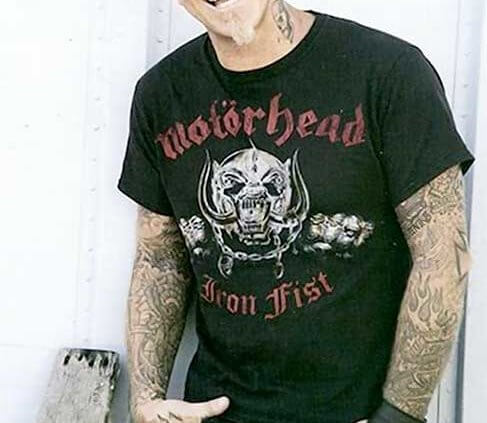 Awesome Totally Awesome James Hetfield