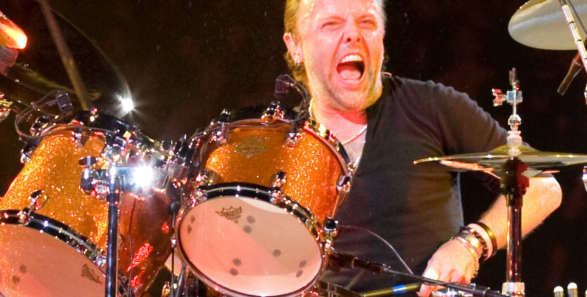 Awesome Totally Awesome Lars Ulrich