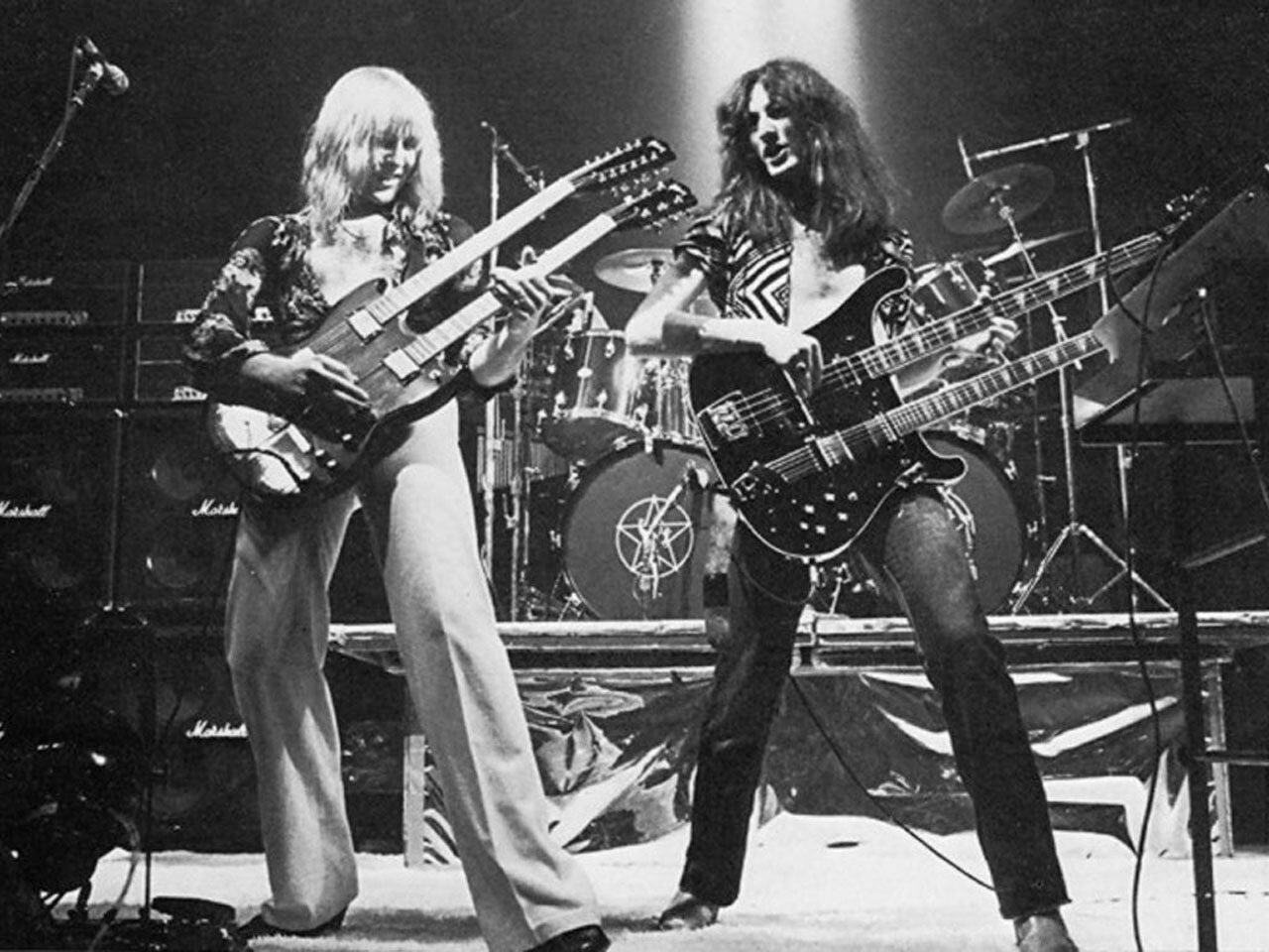 Awesome Totally Awesome - Rush 1976 live