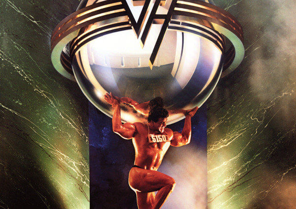 Awesome Totally Awesome Van Halen 5150