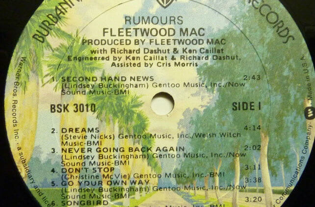 Awesome Totally Awesome - Fleetwood Mac Rumors