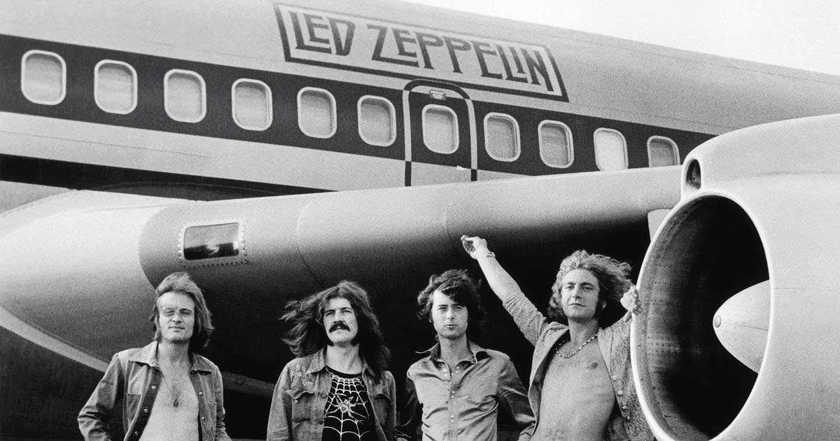 Awesome Totally Awesome - Led Zeppelin