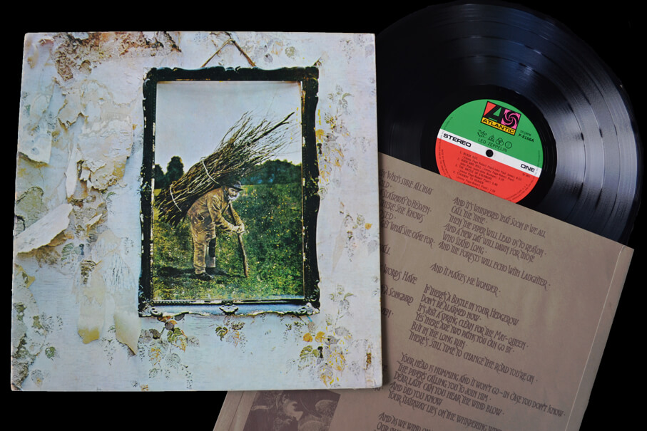 Awesome Totally Awesome - Led Zeppelin IV