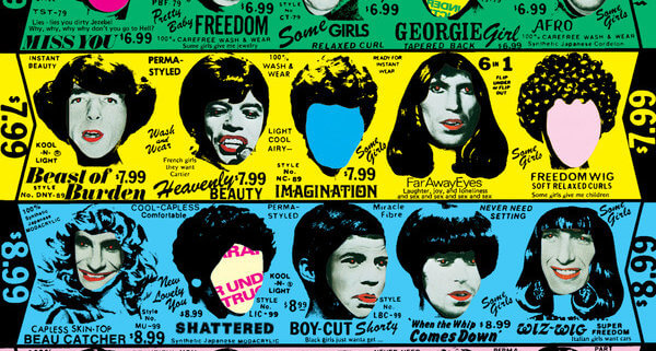 Awesome Totally Awesome - Rolling Stones - Some Girls