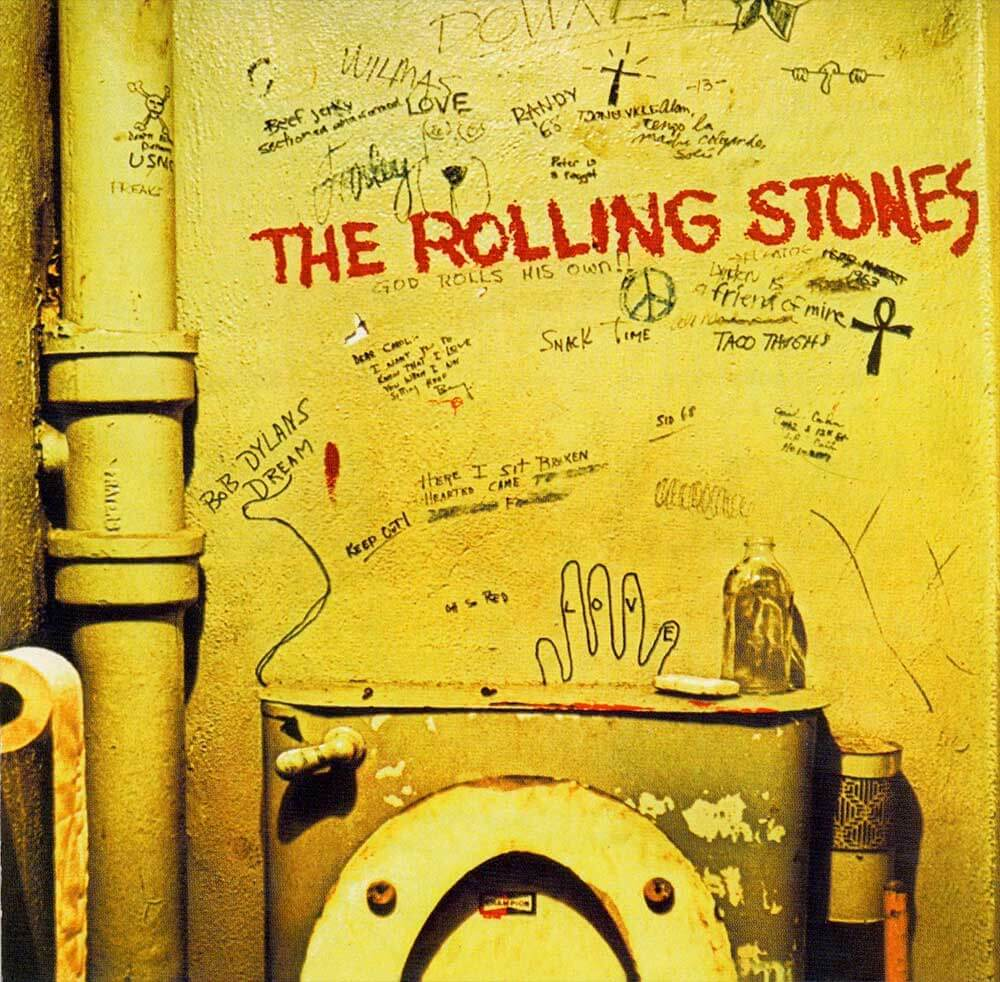 Awesome Totally Awesome - Rolling Stones - Beggars Banquet