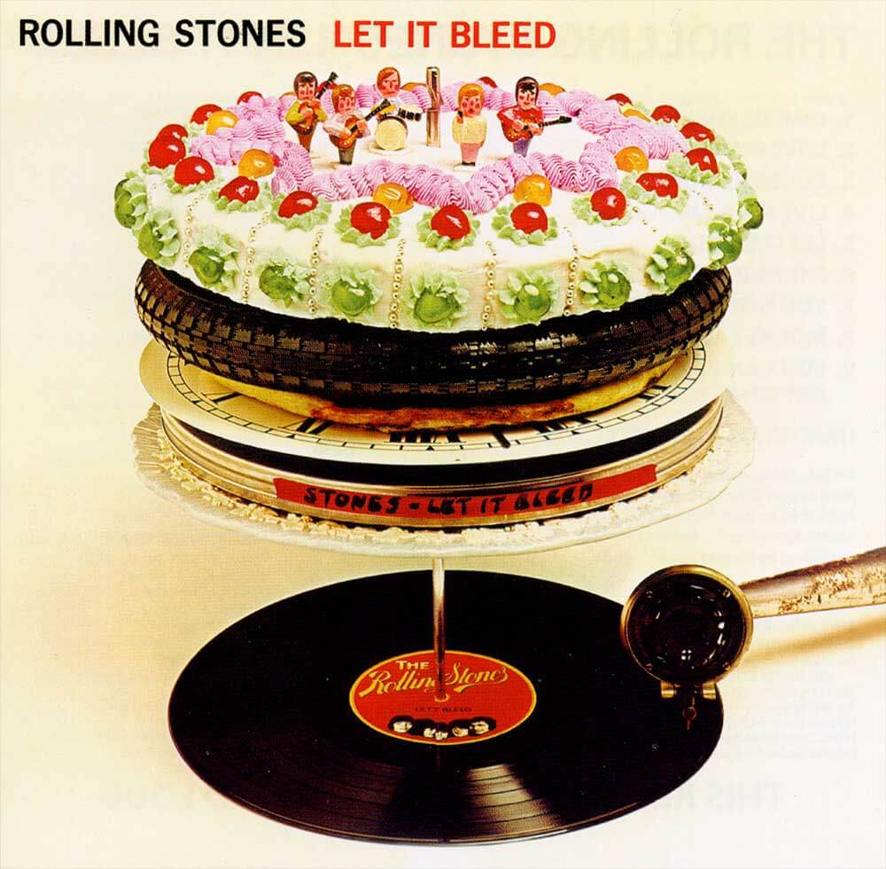 Awesome Totally Awesome - Rolling Stones - Let It Bleed
