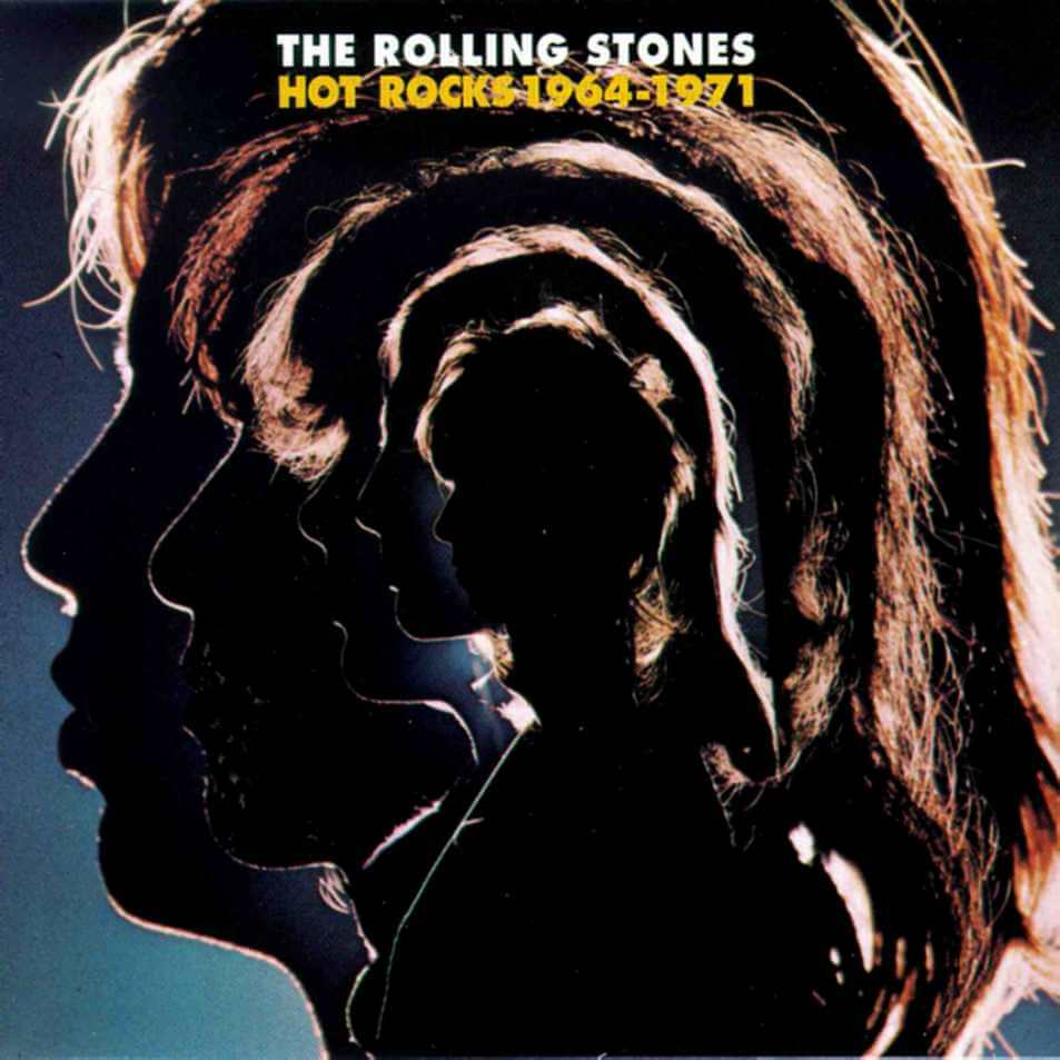 Awesome Totally Awesome - Rolling Stones - Hot Rocks