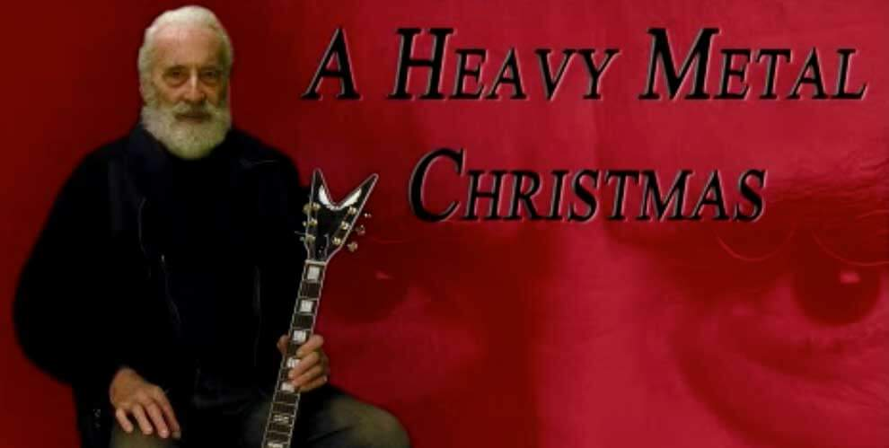 Awesome Totally Awesome Heavy Metal Christmas
