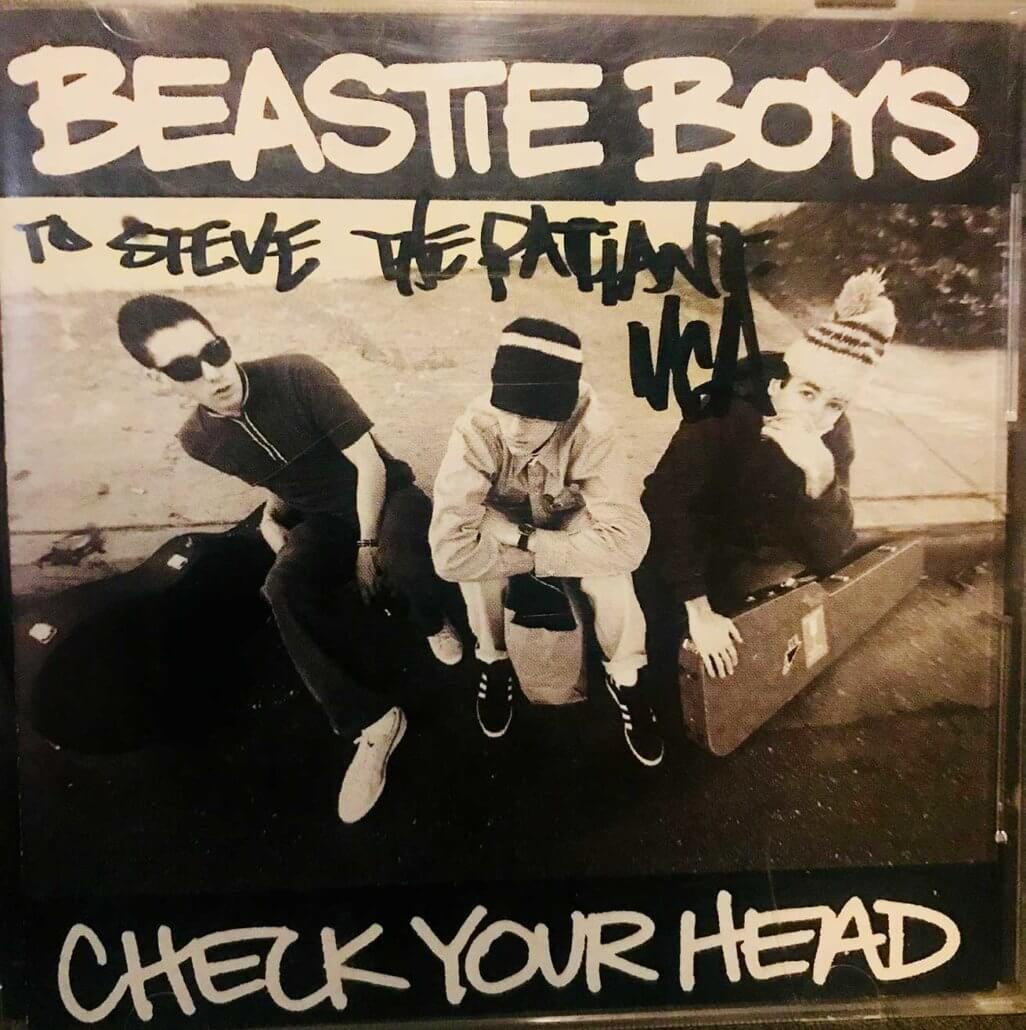 Awesome Totally Awesome Beastie Boys Check Your Head