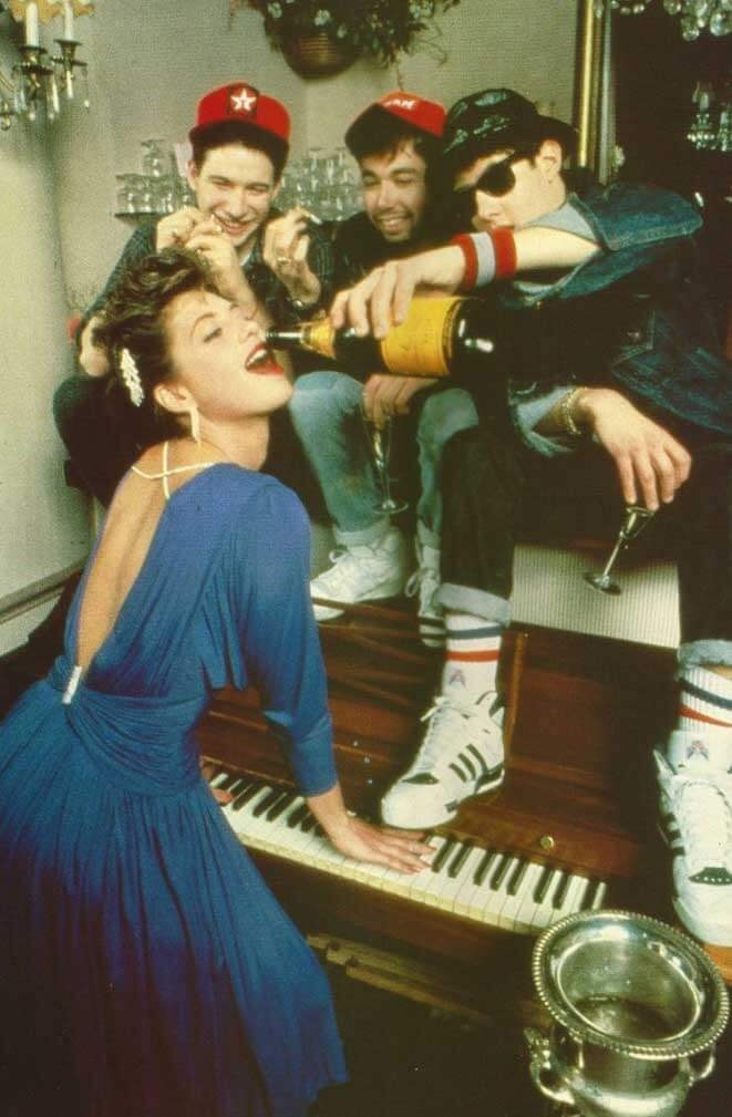 Awesome Totally Awesome Beastie Boys Madonna
