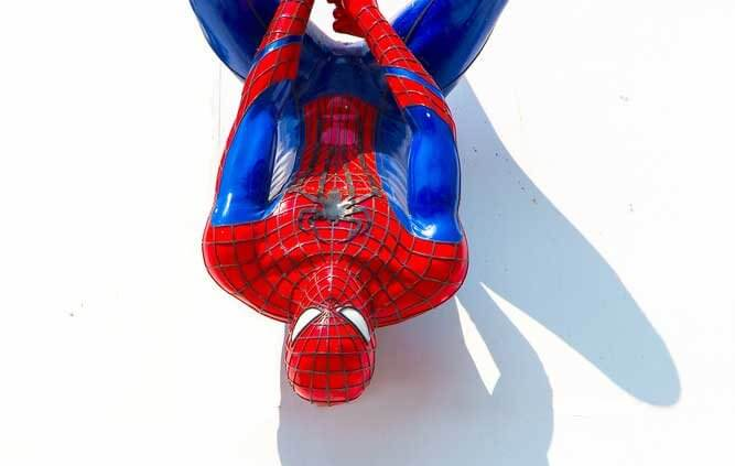 Awesome Totally Awesome - Spiderman Easter Egg