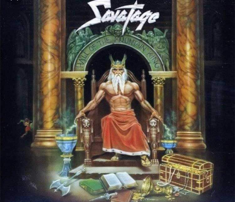Awesome Totally Awesome - Savatage