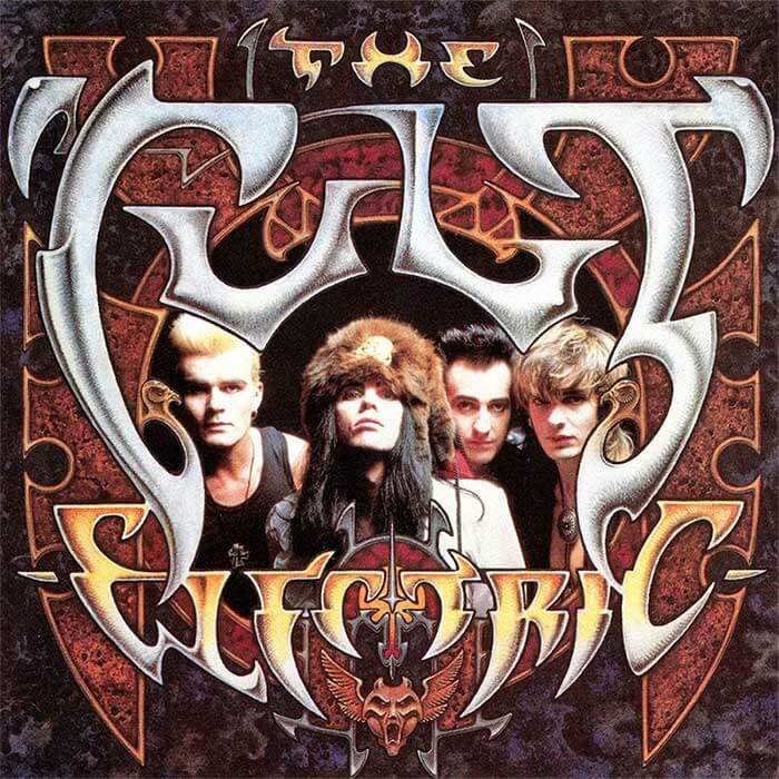 Awesome Totally Awesome - The Cult - Electric