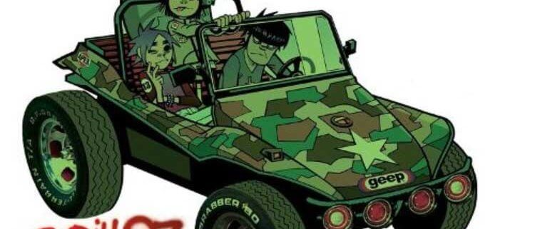 Awesome Totally Awesome - Gorillaz