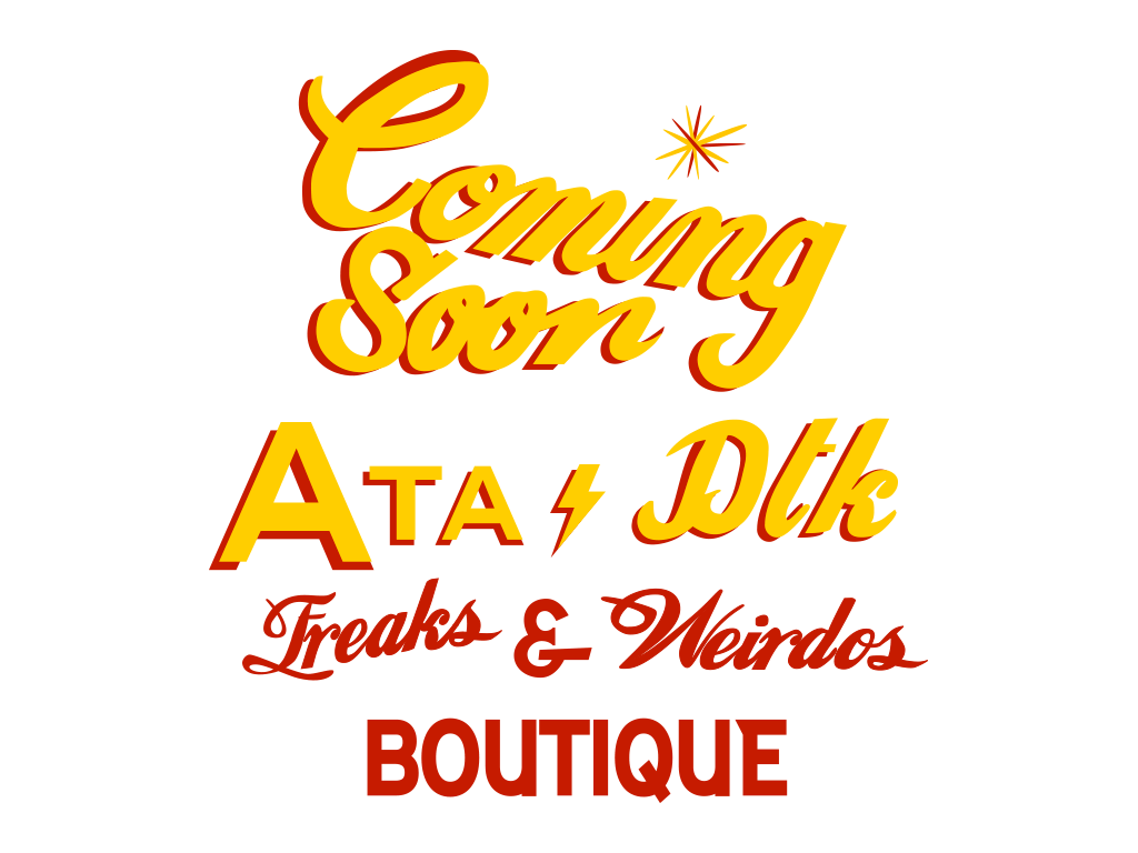 Awesome Totally Awesome - Freaks & Weirdos Boutique
